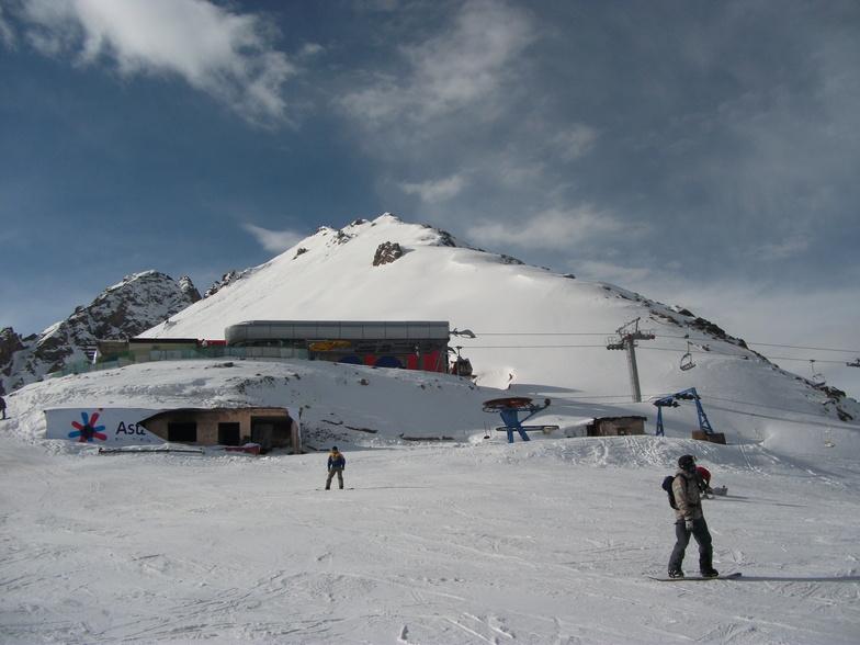 Chimbulak - Talgar Pass, Shymbulak