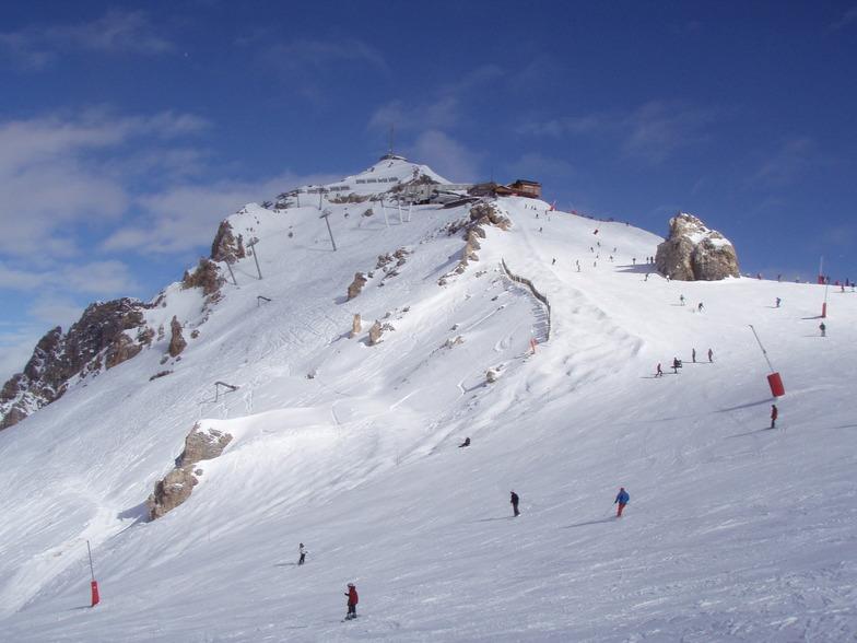 Above Sanglier - Meribel, Méribel
