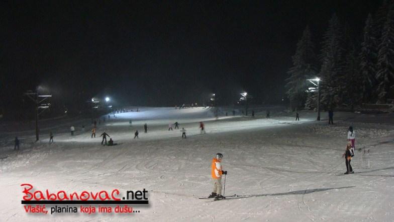 Baby Ski lift, Vlašić