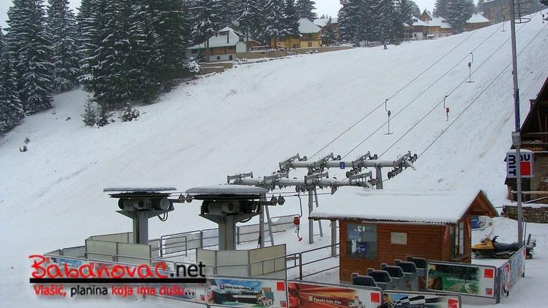 Ski lift Babanovac, Vlašić