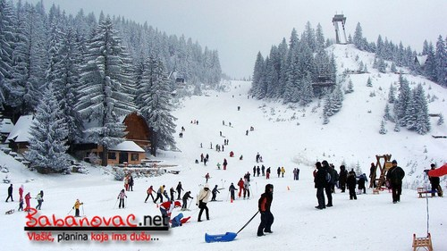Vlašić  Resort Guide
