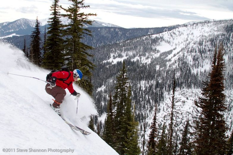 Go steep and deep at Big Red Cats!
