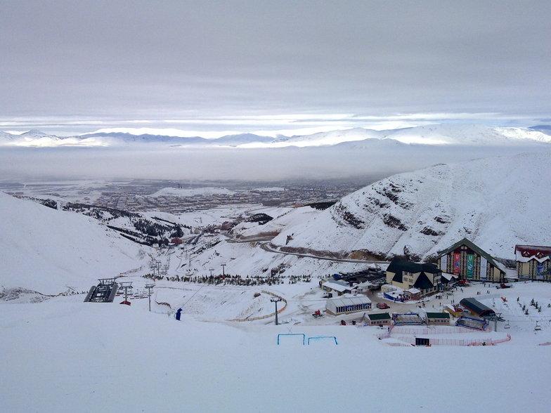Palandöken, Mt Palandöken