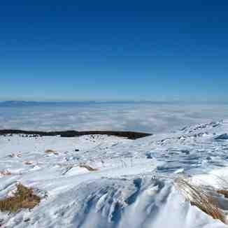 sea of clouds, Vitosha