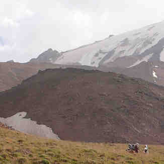 DAMAVAND 5671m, Mount Damavand