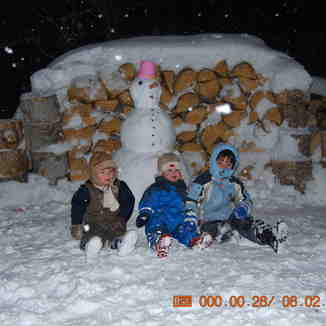 Snowman, Bakuriani