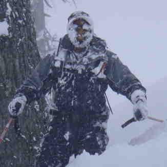 ski patrol was caught by avalanche, Gulmarg