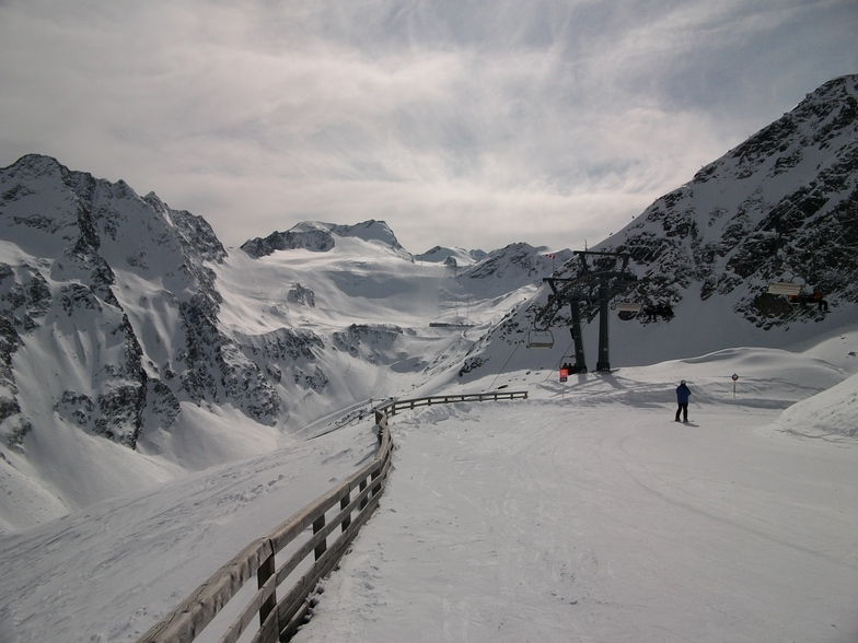 Austria 2010, Sölden