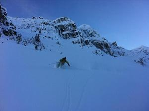 Powder days with Adrenalin Descents, Kicking Horse photo