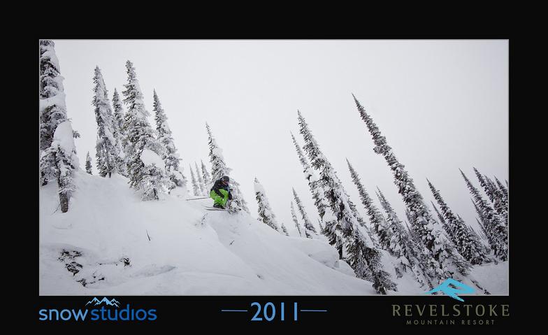 Revelstoke Ski Jumper, Revelstoke Mountain Resort