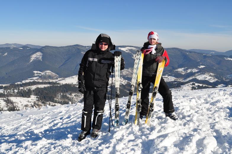 Slavski Ski Resort Photo, Slavsko