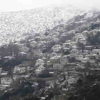 Pilio - Makrinitsa, Pilion