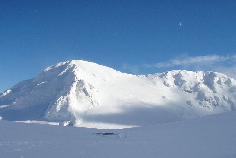 VIEW FROM TOP OF PERIKLIS SKI LIFT, Mount Parnassos