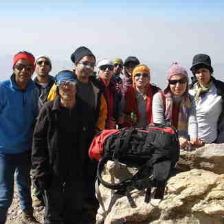 5671m, Mount Damavand