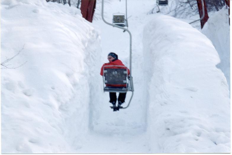 winter 2003, Pilion