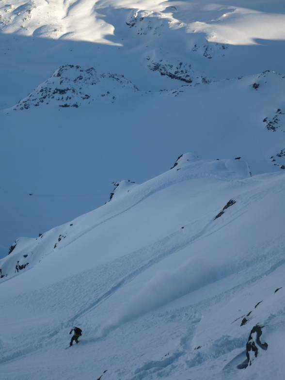 Powder Lines, Nendaz