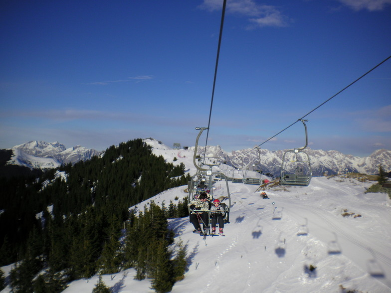 Don't look down, Zell am See