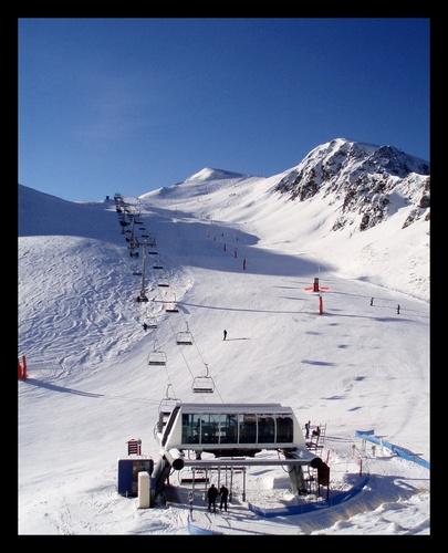 Peyragudes Ski Resort by: Mike Jones