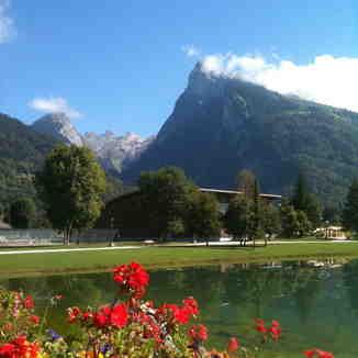 Le Crioh Mountain, Samoens