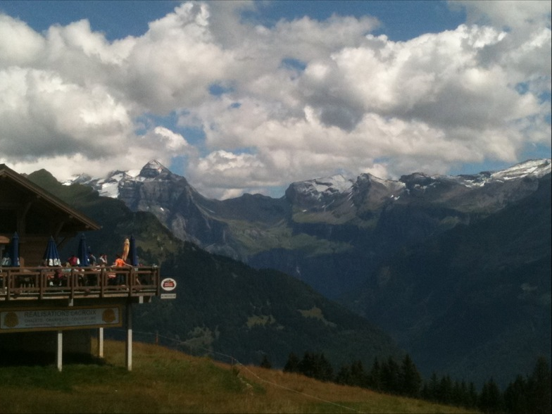 Glaciers of Sixt fer a Cheval, Samoens