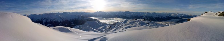 Zell am Ziller snow