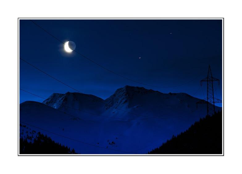 Moon, Saalbach Hinterglemm