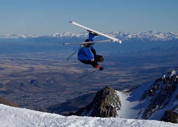 Volando, La Hoya