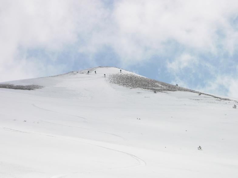 Monte Cornaccione, Ussita Frontignano