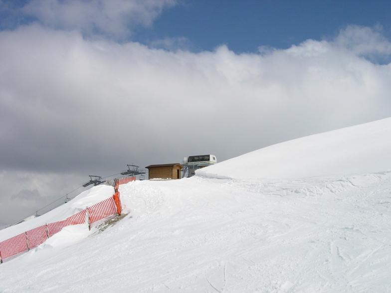 Ussita Frontignano snow