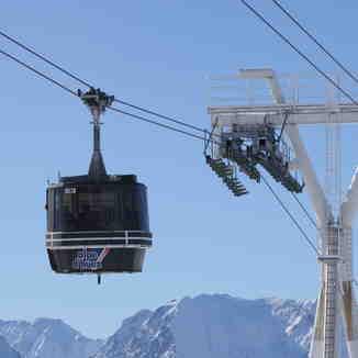 Cable Car, Alpe d'Huez