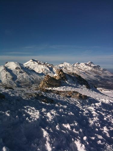 Dévoluy Ski Resort by: Paul Spicer