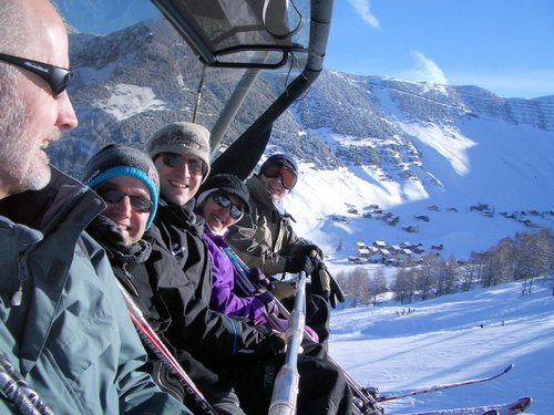 Malbun  Οδηγός Χιονοδρομικού Κέντρου