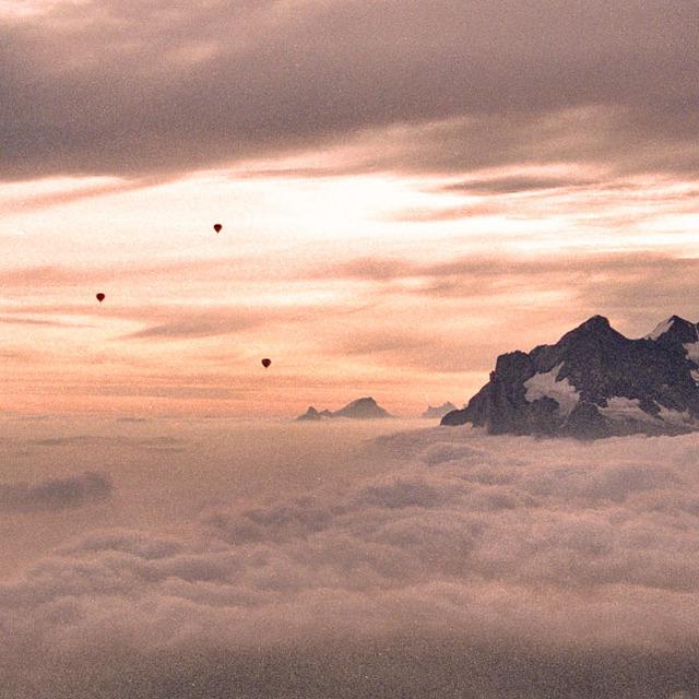 Eiger Sunrise, Mürren