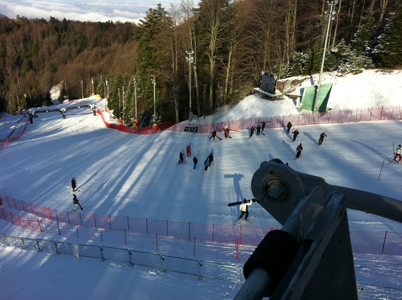 Red Run, Sljeme