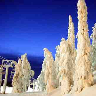 The colours of Finland, Ruka