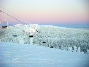 Stunning scenery, Ruka photo