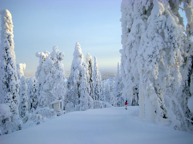 Boarding in Narnia.., Ruka