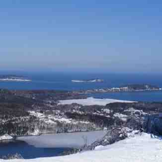 Ski Cape Smokey...Highest Mt...Maritime Provinces,Canada