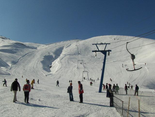 Bitlis Sapgõr Ski Center snow