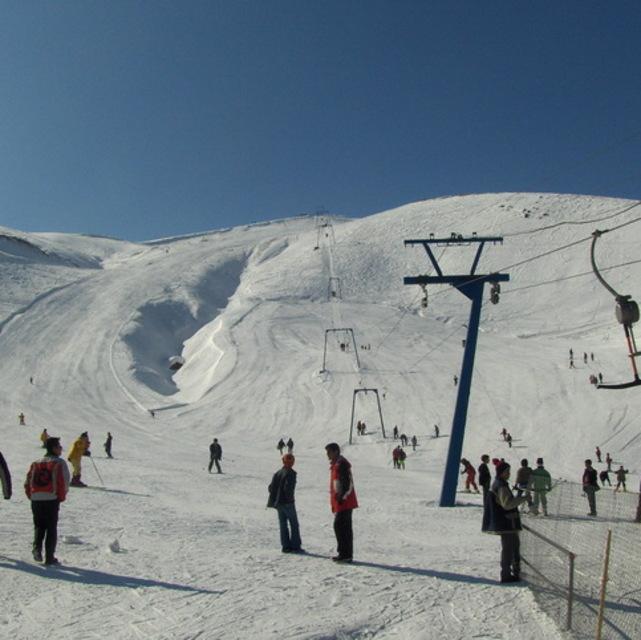 Bitlis Ski Center, Bitlis Sapgõr Ski Center