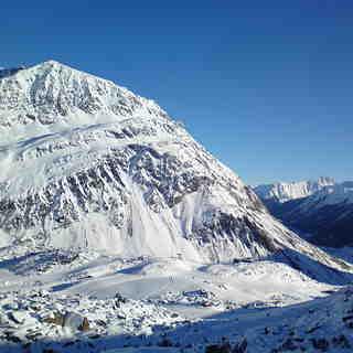 Galtuer Mountains, Tyrol, Austria, Galtur-Silvapark