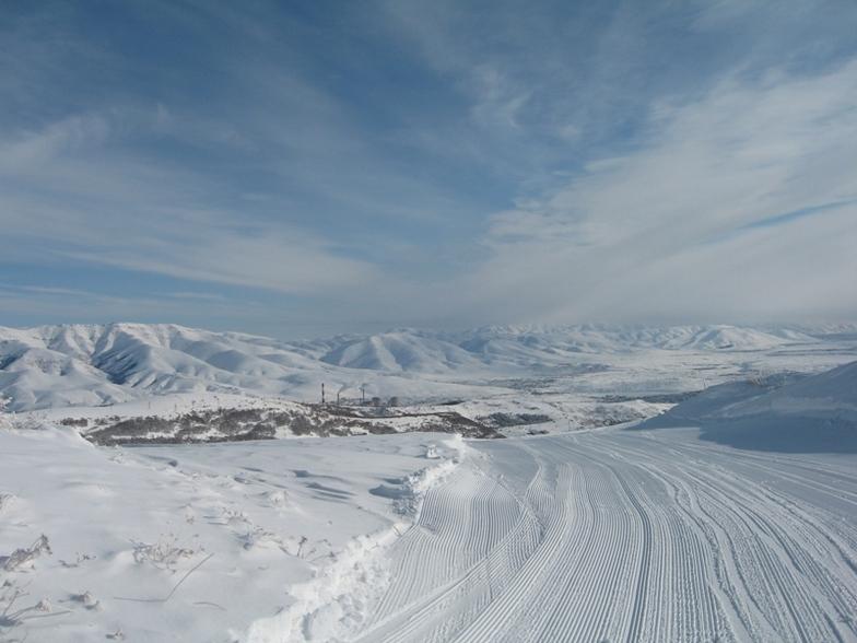 Tsakhkadzor snow