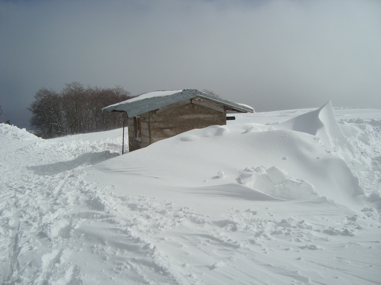 Lonely house, Krushevo