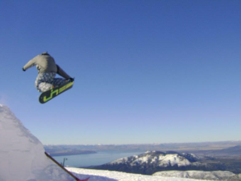 Snowpark Cerro Catedral