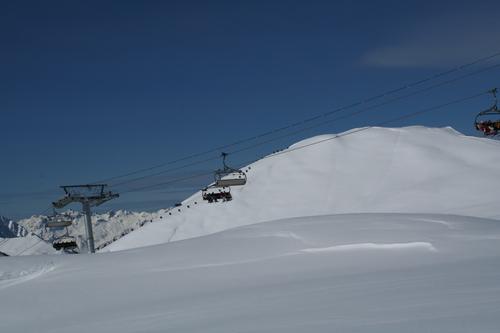 Peisey/Vallandry Ski Resort by: Bert Nikkels