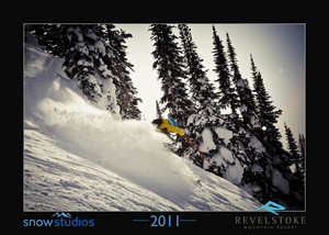 Revelstoke snow cloud, Revelstoke Mountain Resort photo