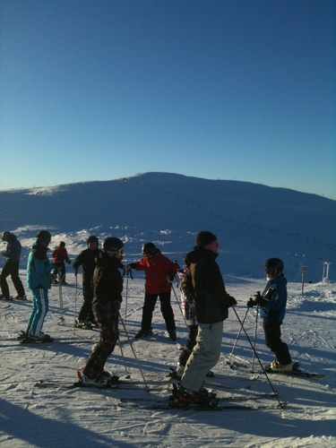 Trysil Ski Resort by: Laurence Campbell
