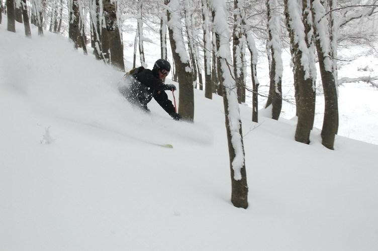 Roccaraso snow