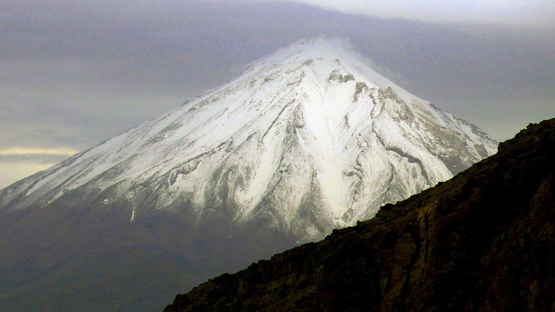 MOUNTAIN DAMAVAND, Mount Damavand