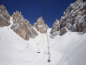 Monte Cristallo accent, Cortina photo